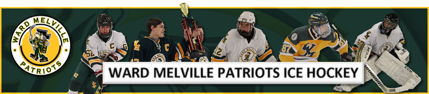 Ward Melville Patriots Ice Hockey Team