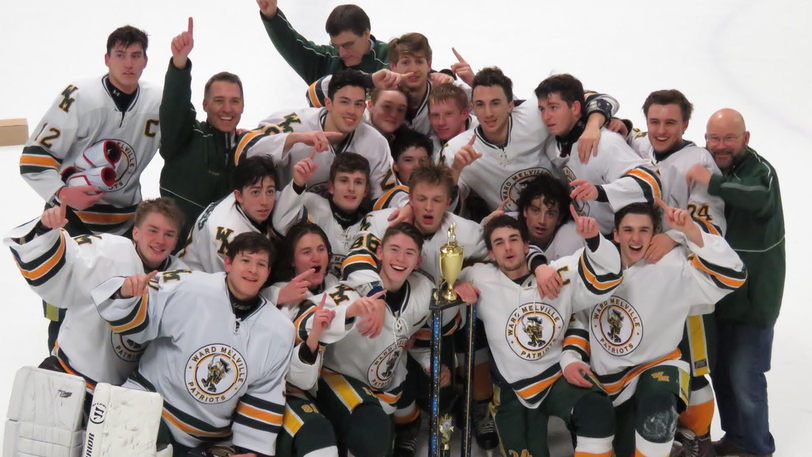 History Ward Melville Patriots Ice Hockey Team